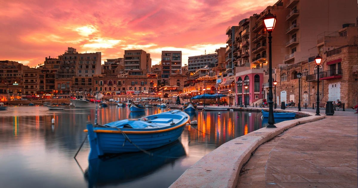Malta residency program
